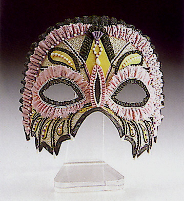 Celebration Mask N.4 Lladro Figurine