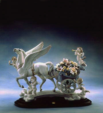 Celestial Journey Lladro Figurine