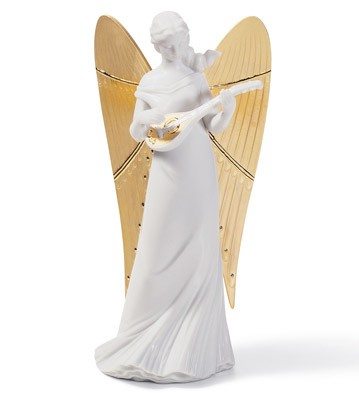 Celestial Joy - Tree Topper (re-deco) Lladro Figurine