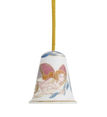 Celestial Music Bell Lladro Figurine