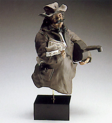 Cellist(b) Lladro Figurine