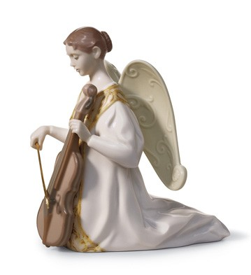 Cello - Cantata Lladro Figurine