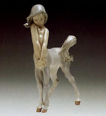 Centaur Girl Lladro Figurine