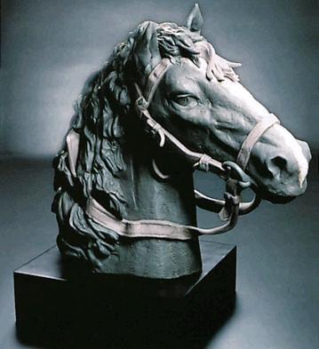 Champion Lladro Figurine