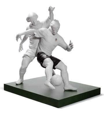 Champions Team (vcf) Lladro Figurine