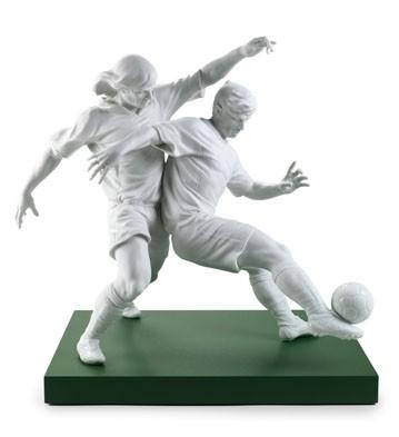 Champions Team Lladro Figurine