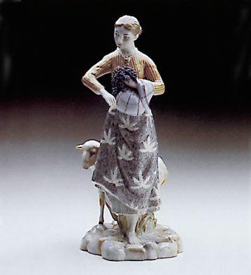 Charm Lladro Figurine