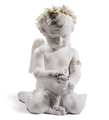 Cherub of Love Lladro Figurine