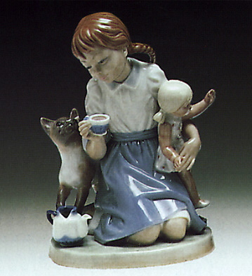 Child's Play Lladro Figurine