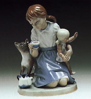 Child's Play Lladro Figurine