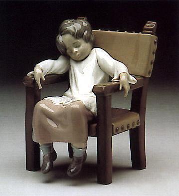 Choir Boy Lladro Figurine