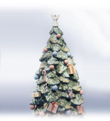 Christmas Is Here! Lladro Figurine