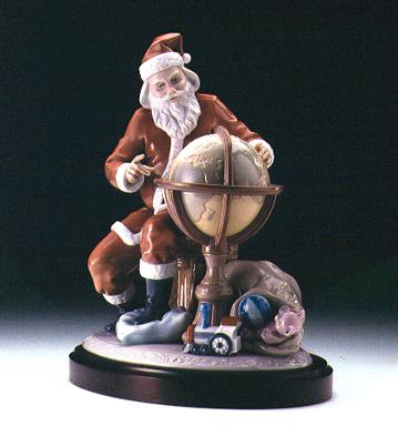 Christmas Journey (l.e.) Lladro Figurine