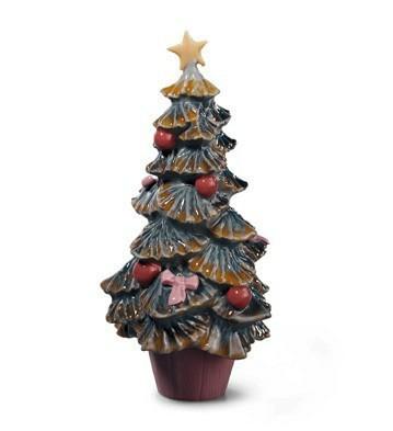 Christmas Tree Lladro Figurine