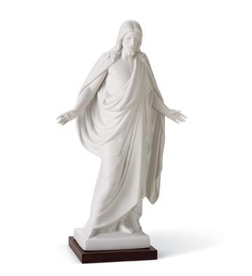 Christus Lladro Figurine