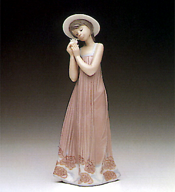 Cindy Lladro Figurine