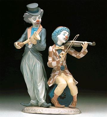 Circus Concert Lladro Figurine