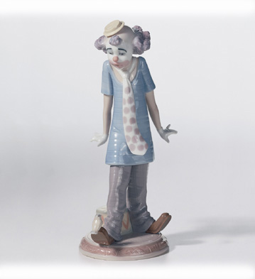 Circus Days Lladro Figurine