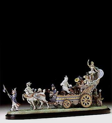Circus Fanfare (l.e.) (b) Lladro Figurine