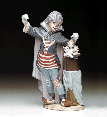Circus Magic Lladro Figurine