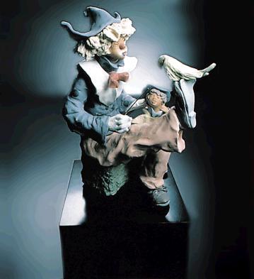 Circus Show (l.e.) (b) Lladro Figurine