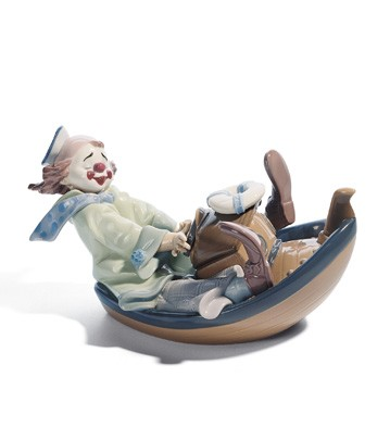 Circus Waves Lladro Figurine