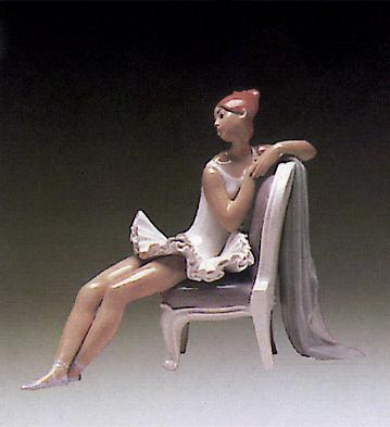 Classic Dance Lladro Figurine