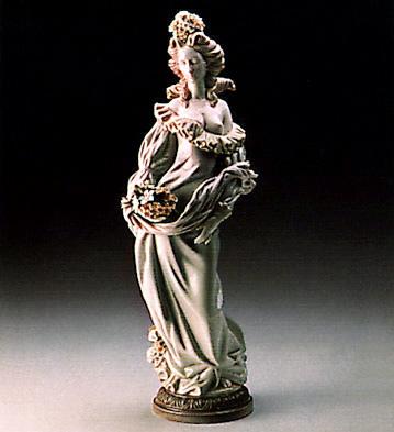 Classic Fall (l.e.) Lladro Figurine