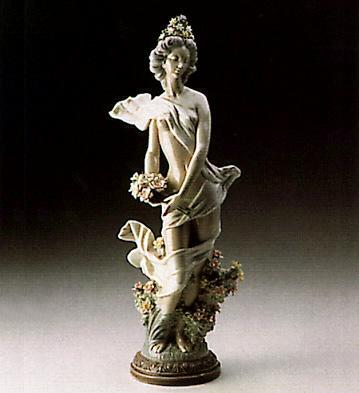 Classic Spring (l.e.) Lladro Figurine