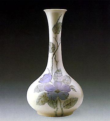 Classic-vase Flora Lladro Figurine