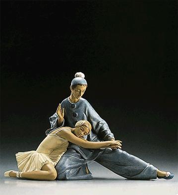 Closing Scene Lladro Figurine