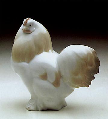 Cock Lladro Figurine