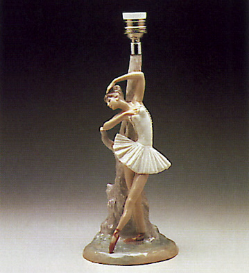 Colombine (lamp) Lladro Figurine