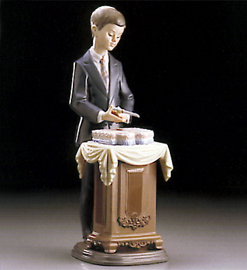 Coming Of Age Lladro Figurine
