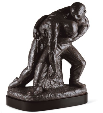 Companionship (l.e.) (b) Lladro Figurine