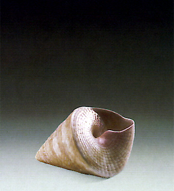 Conical Snail Lladro Figurine