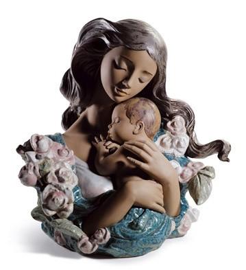 Contentment Lladro Figurine