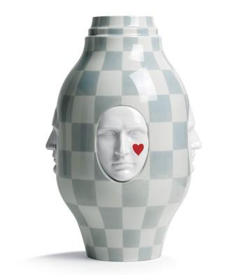 Conversation Vase I Lladro Figurine