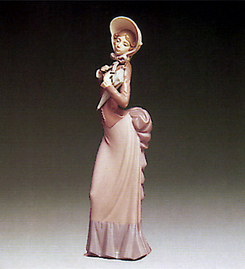 Coquetry Lladro Figurine