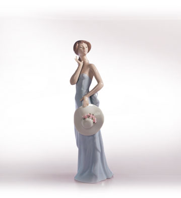 Coquette Lladro Figurine