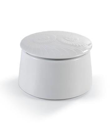 Cotton Box Nautilus Lladro Figurine
