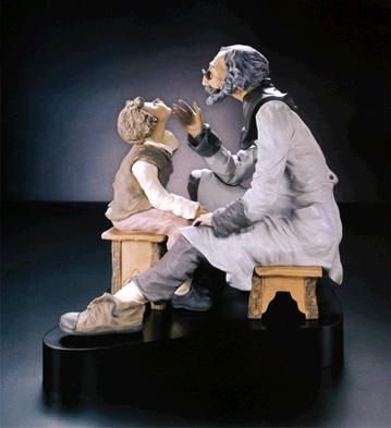 Country Doctor Lladro Figurine