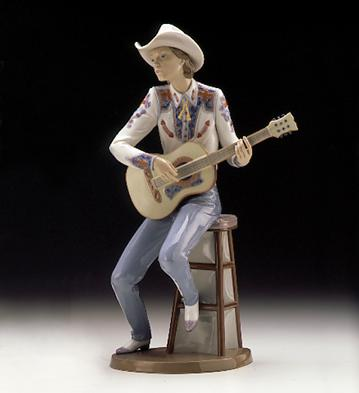 Country Sounds Lladro Figurine