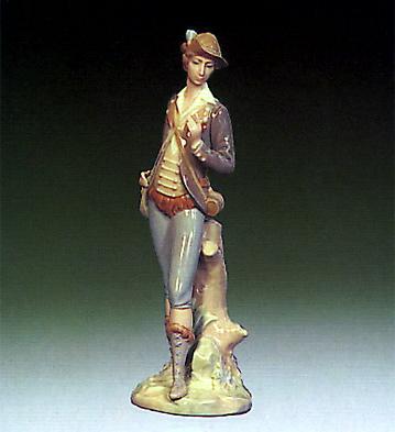 Countryman Lladro Figurine