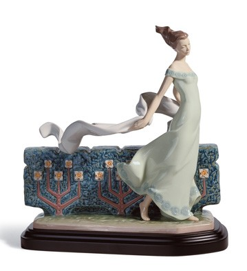 Courageous Nature Lladro Figurine