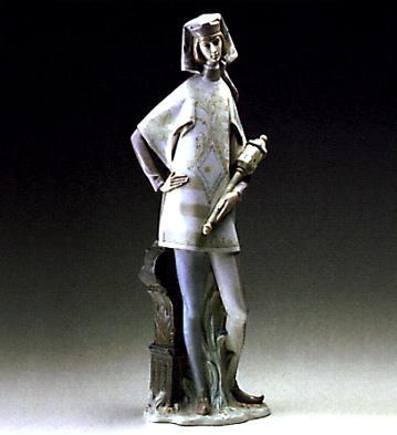 Court Jester Lladro Figurine