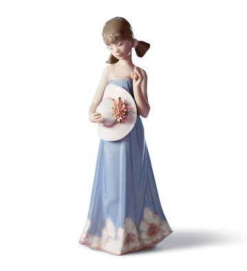 Courtney Lladro Figurine