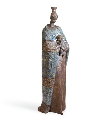 Cradle Of Life Lladro Figurine