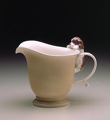 Cream Jug Lladro Figurine