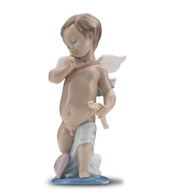 Cupid Lladro Figurine